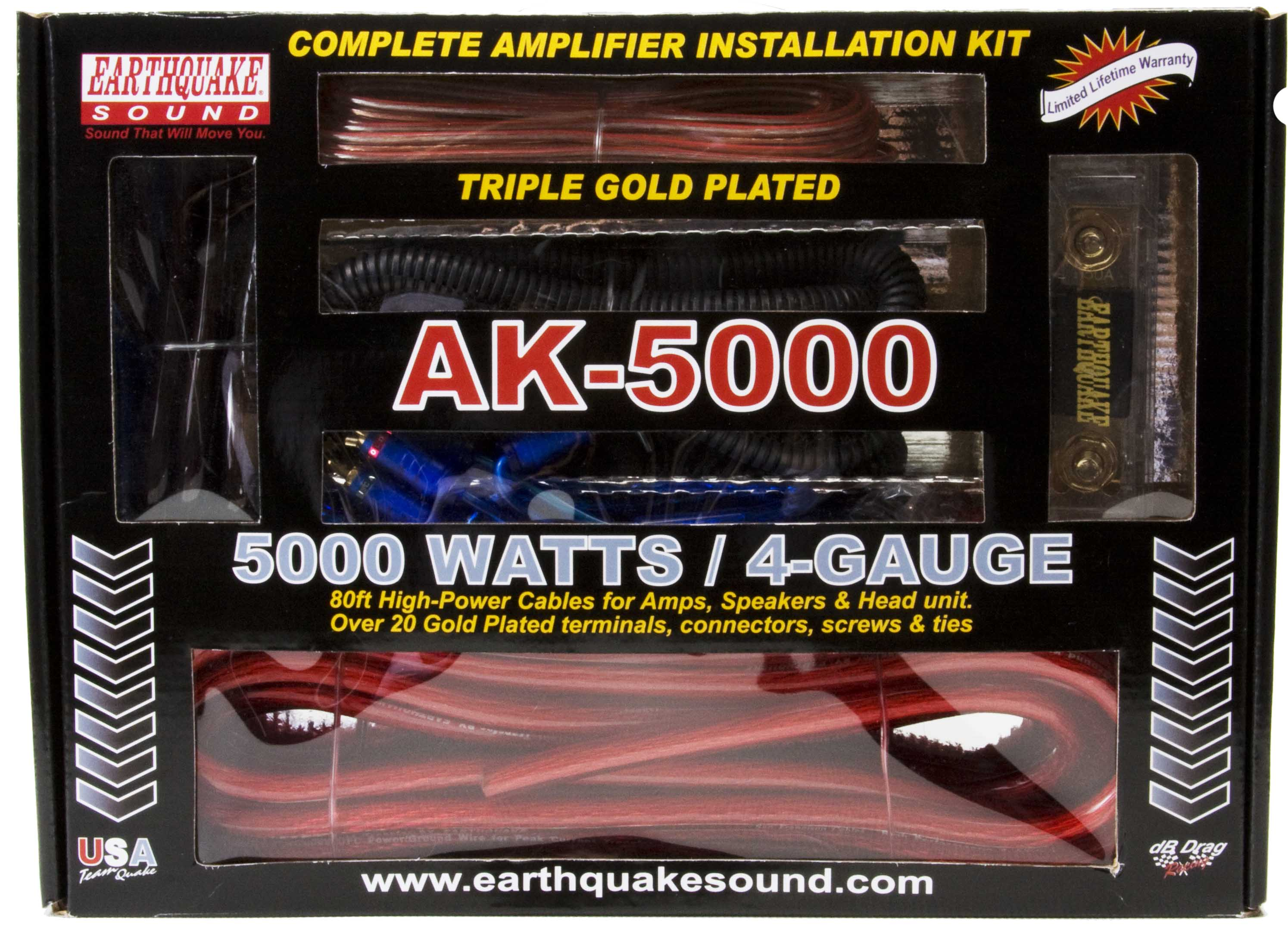 AK 5000 Installation Kit