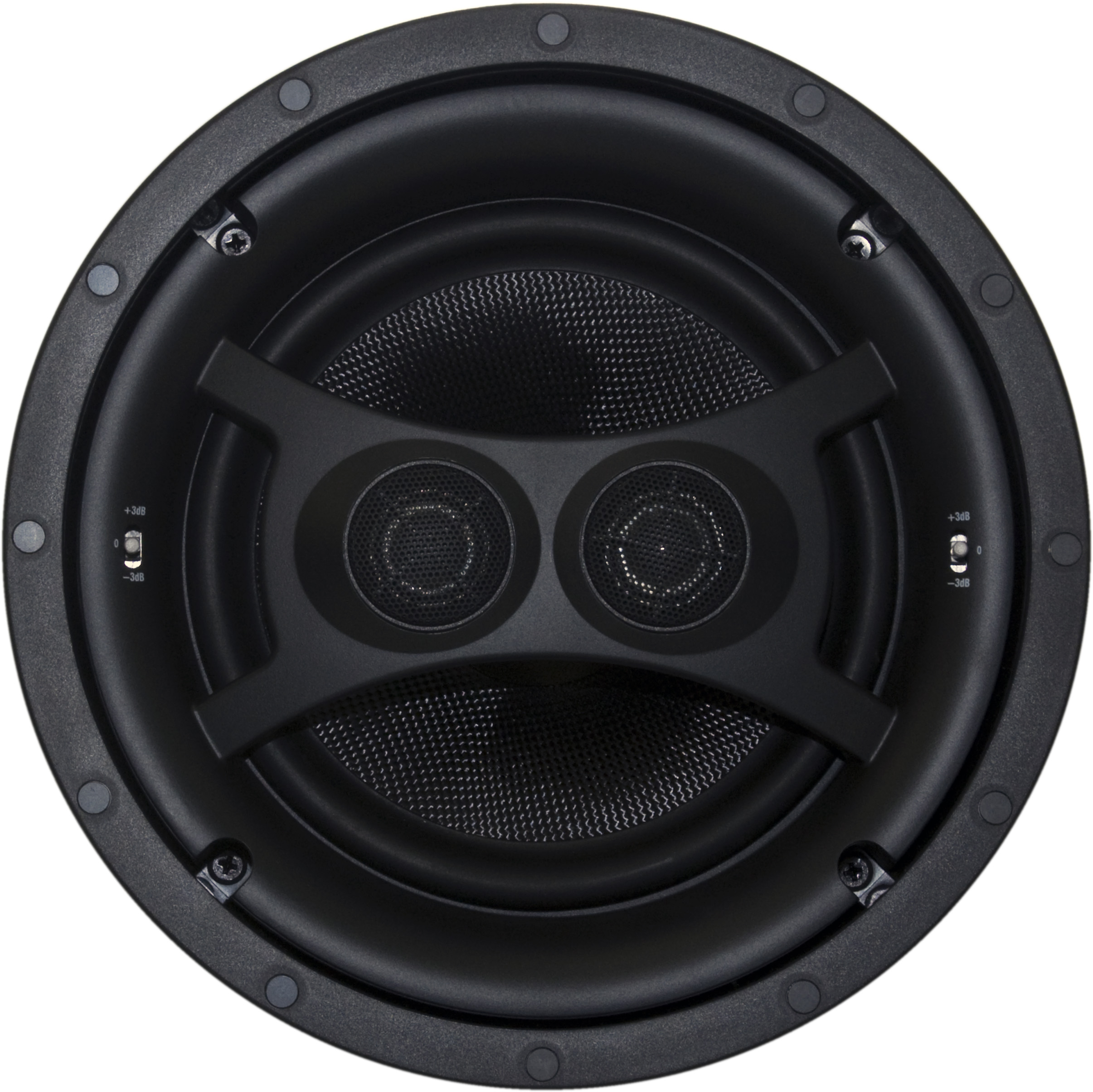 ECS8D Edgeless In-Ceiling Dual VC Speaker