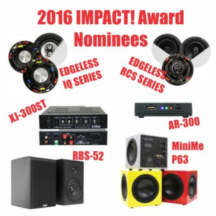 We're Nominated for 2016 Impact! Awards